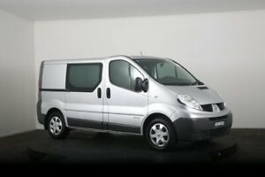 2013 Renault Trafic L1H1 MY11 2.0 DCI SWB Silver 6 Speed Automatic Van McGraths Hill Hawkesbury Area Preview