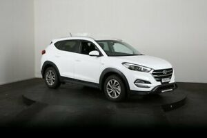 2017 Hyundai Tucson TL Upgrade Active (FWD) White 6 Speed Automatic Wagon McGraths Hill Hawkesbury Area Preview