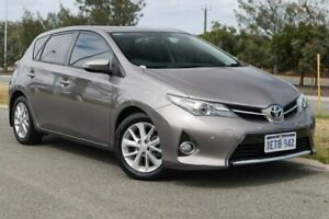 2015 Toyota Corolla ZRE182R Ascent Sport S-CVT Positano Bronze 7 Speed Constant Variable Hatchback Clarkson Wanneroo Area Preview