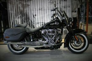 2019 Harley-Davidson FLHCS Heritage CLC S 114 Solid 1700CC Cruiser 1745cc West Gosford Gosford Area Preview