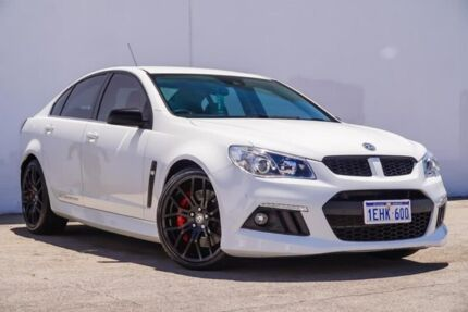 2013 Holden Special Vehicles Clubsport GEN-F MY14 R8 White 6 Speed Manual Sedan Midvale Mundaring Area Preview