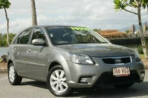 2013 Kia Rio UB MY13 SI Silver 6 Speed Sports Automatic Hatchback Bungalow Cairns City Preview
