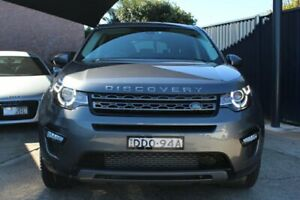 2016 Land Rover Discovery Sport L550 16.5MY Td4 SE Grey 9 Speed Sports Automatic Wagon Croydon Burwood Area Preview