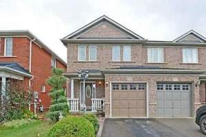 Fantastic Great Gulf Built 3 Bedrm Semi-Detached