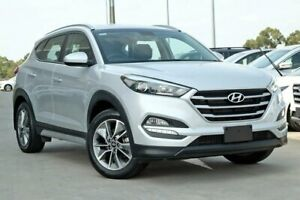 2018 Hyundai Tucson TL MY18 Active X 2WD Platinum Silver 6 Speed Sports Automatic Wagon