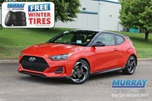 2019 Hyundai Veloster Turbo Tech w/ Black Top + FREE WINTER TIRE