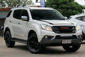 2014 Isuzu MU-X MY15 LS-T Rev-Tronic White 5 Speed Sports Automatic Wagon