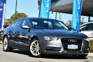 2012 Audi A5 8T MY12 Multitronic Grey 8 Speed Constant Variable Cabriolet Melville Melville Area Preview