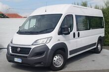 2015 Fiat Ducato Series 4 Mid Roof XLWB Comfort-matic White 6 Speed Sports Automatic Single Clutch V South Launceston Launceston Area Preview