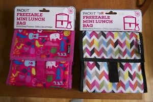 """Packit"" Freezable Lunch Bags - NEW!"