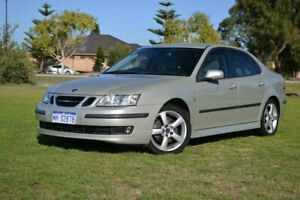 2007 Saab 9-3 MY07 Vector Sport 2.0T Gold 6 Speed Manual Sedan Rockingham Rockingham Area Preview
