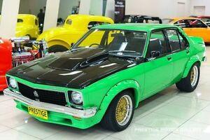 1976 Holden Torana LX SL/R 5000 Mint Julep 4 Speed Manual Sedan Carss Park Kogarah Area Preview
