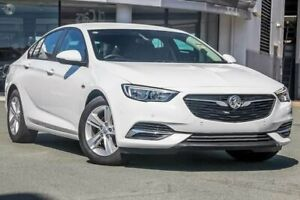 2019 Holden Commodore ZB MY19 LT Liftback White 9 Speed Sports Automatic Liftback Morley Bayswater Area Preview