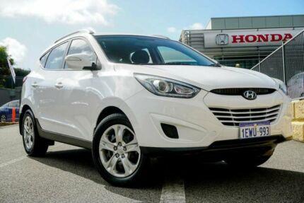 2015 Hyundai ix35 LM Series II Active (FWD) White 6 Speed Automatic Wagon Wangara Wanneroo Area Preview
