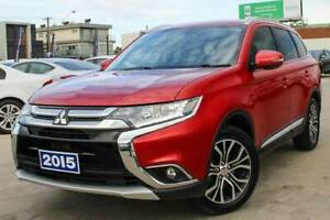 FROM $90 P/WEEK ON FINANCE* 2018 MITSUBISHI OUTLANDER LS
