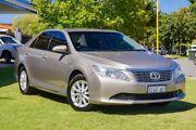 2012 Toyota Aurion GSV50R AT-X Bronze 6 Speed Sports Automatic Sedan Victoria Park Victoria Park Area Preview
