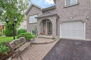 LUXURY HOUSE FOR RENT, LEASE IN OSHAWA AVAILABLE IMMEDIATELY!
