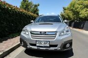 2013 Subaru Outback B5A MY13 2.0D Lineartronic AWD Premium Silver 7 Speed Constant Variable Wagon Hove Holdfast Bay Preview