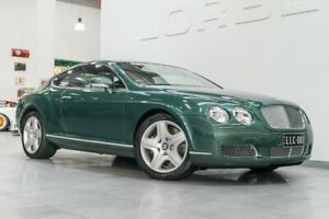 2004 Bentley Continental 3W GT Green 6 Speed Auto Sequential Coupe Port Melbourne Port Phillip Preview