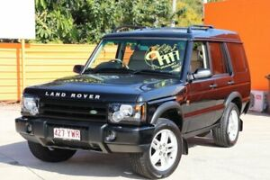 2003 Land Rover Discovery 03MY SE Black 4 Speed Automatic Wagon Greenslopes Brisbane South West Preview