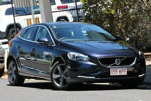 2015 Volvo V40 M MY16 T4 Luxury Magic Blue 6 Speed Automatic Hatchback Mosman Mosman Area Preview