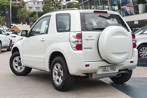 2015 Suzuki Vitara LY RT-S 2WD White 6 Speed Sports Automatic Wagon Brookvale Manly Area Preview