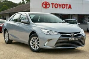 2016 Toyota Camry ASV50R Altise Ocean Mist 6 Speed Sports Automatic Sedan Wyong Wyong Area Preview