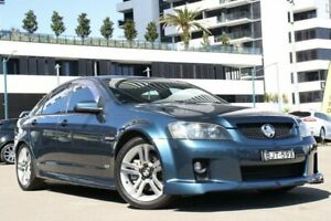 2008 Holden Commodore VE SS Sedan 4dr Man 6sp 6.0i Blue Manual Sedan Liverpool Liverpool Area Preview