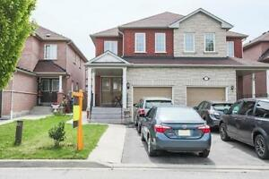 Beautiful 4-BR Semi-detached Located In Highly Lisgar Area