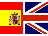 Language exchange: my Spanish for your English.