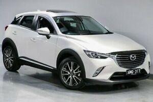 2016 Mazda CX-3 DK Akari White Sports Automatic South Morang Whittlesea Area Preview