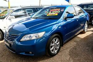 2006 Toyota Camry ACV36R MY06 Ateva Blue 4 Speed Automatic Sedan Minchinbury Blacktown Area Preview
