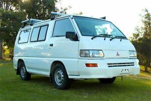 2006 Mitsubishi Express SJ M07 SWB 5 Speed Manual Van Burleigh Heads Gold Coast South Preview