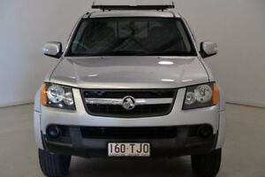 2009 Holden Colorado RC MY09 LX Space Cab Silver 4 Speed Automatic Utility