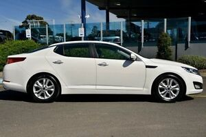 2012 Kia Optima White Sports Automatic Sedan Narre Warren Casey Area Preview