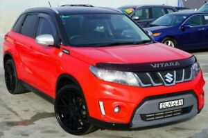 2017 Suzuki Vitara LY S Turbo 2WD Red 6 Speed Sports Automatic Wagon Pearce Woden Valley Preview