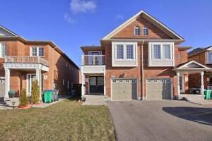 Absolutely Gorgeous & Spacious 3 Brs Semi Detached Home