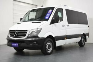 2014 Mercedes-Benz Sprinter NCV3 MY14 316CDI Low Roof MWB 7G-Tronic Arctic White Sports Automatic Oakleigh Monash Area Preview