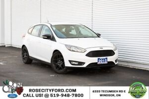 2015 Ford Focus SE / BACK UP CAM / NAV / HEATED SEATS