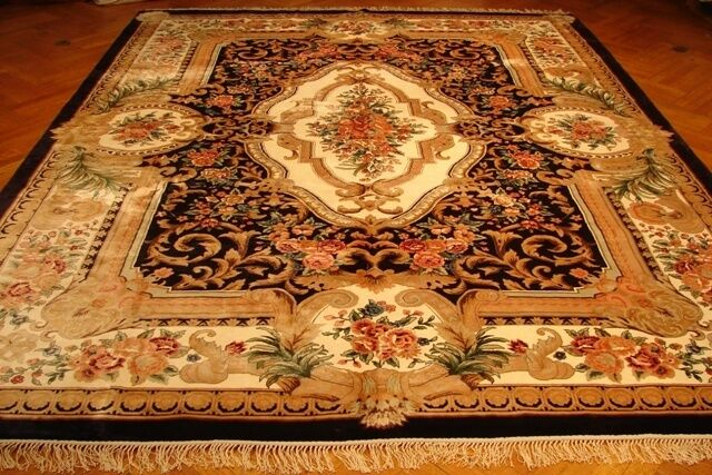 Rug Hand-knotted Rug 9
