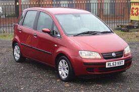 Fiat Idea 1.4 (Cheap car for everyday use)