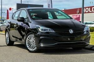 2019 Holden Astra BK MY19 RS Black 6 Speed Sports Automatic Hatchback Rockingham Rockingham Area Preview
