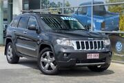 2011 Jeep Grand Cherokee WK MY2011 Limited Grey 5 Speed Sports Automatic Wagon South Lismore Lismore Area Preview