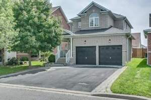 Full Brick 4 Bedroom Detached, Double Door Entry