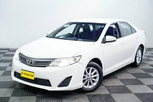 2012 Toyota Camry ASV50R Altise White 6 Speed Sports Automatic Sedan Edgewater Joondalup Area Preview