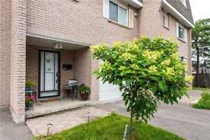 Fully Renovated 4 Bedroom Townhome With Walkout To Backyard