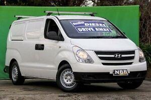 2011 Hyundai iLOAD TQ-V MY11 White 5 Speed Sports Automatic Van Ringwood East Maroondah Area Preview