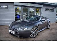 2012 Aston Martin Vantage S V8 Roadster **1 Owner - Full Aston Martin History**