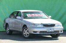 2002 Toyota Avalon MCX10R CSX Silver 4 Speed Automatic Sedan Ringwood East Maroondah Area Preview