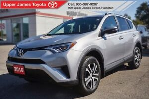 2016 Toyota RAV4 LE with Upgrade Package